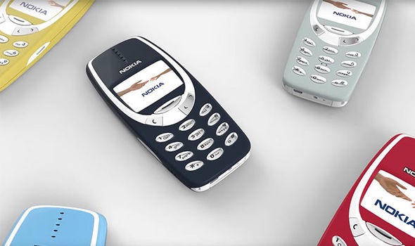 Nokia is ready to lunch Nokia 3310 with a Thinner Body & Colored Screen