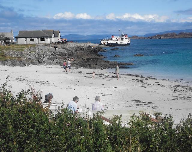 Viaggio in Scozia: visitare l'isola di Iona