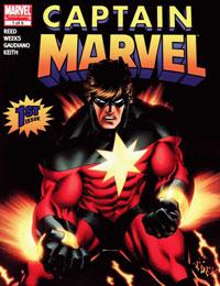 Captain Marvel (2008)