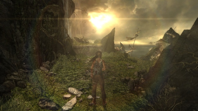 Download Tomb Raider 2013 PC Games Gameplay