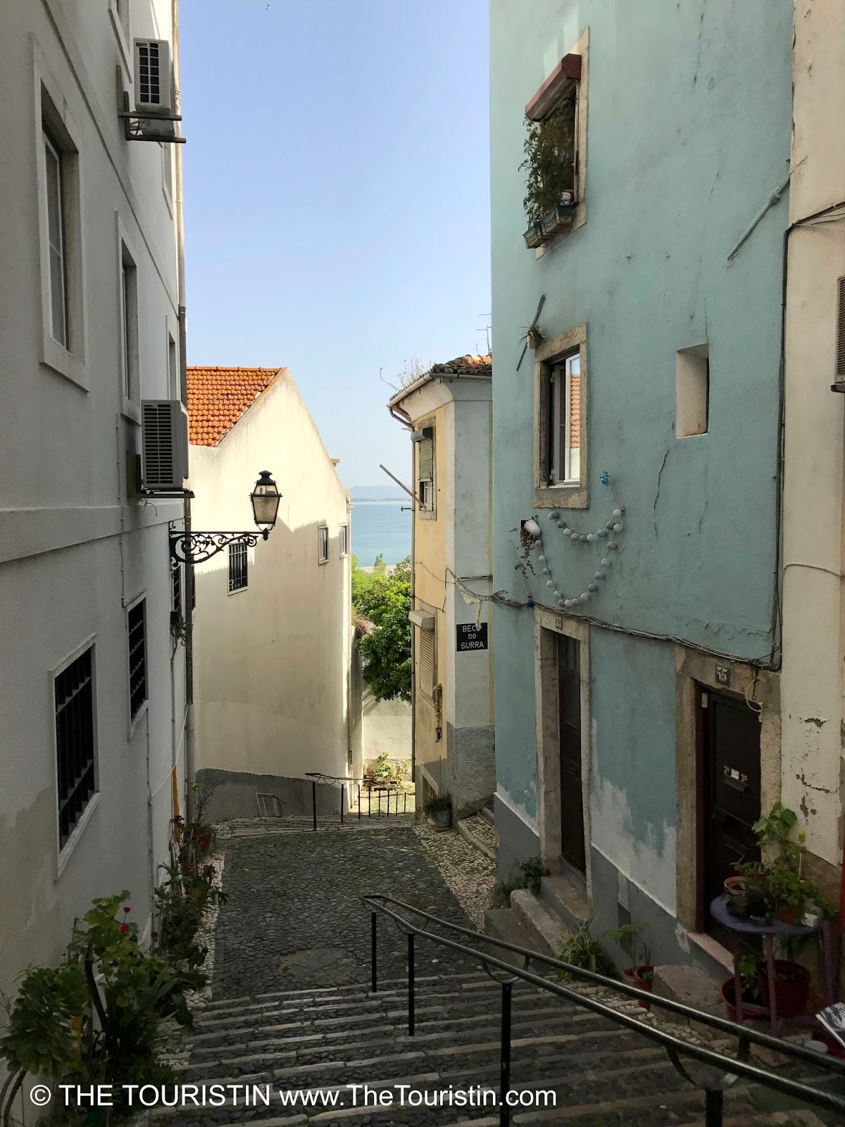 The Touristin Travel Portugal Complete Walking Guide To