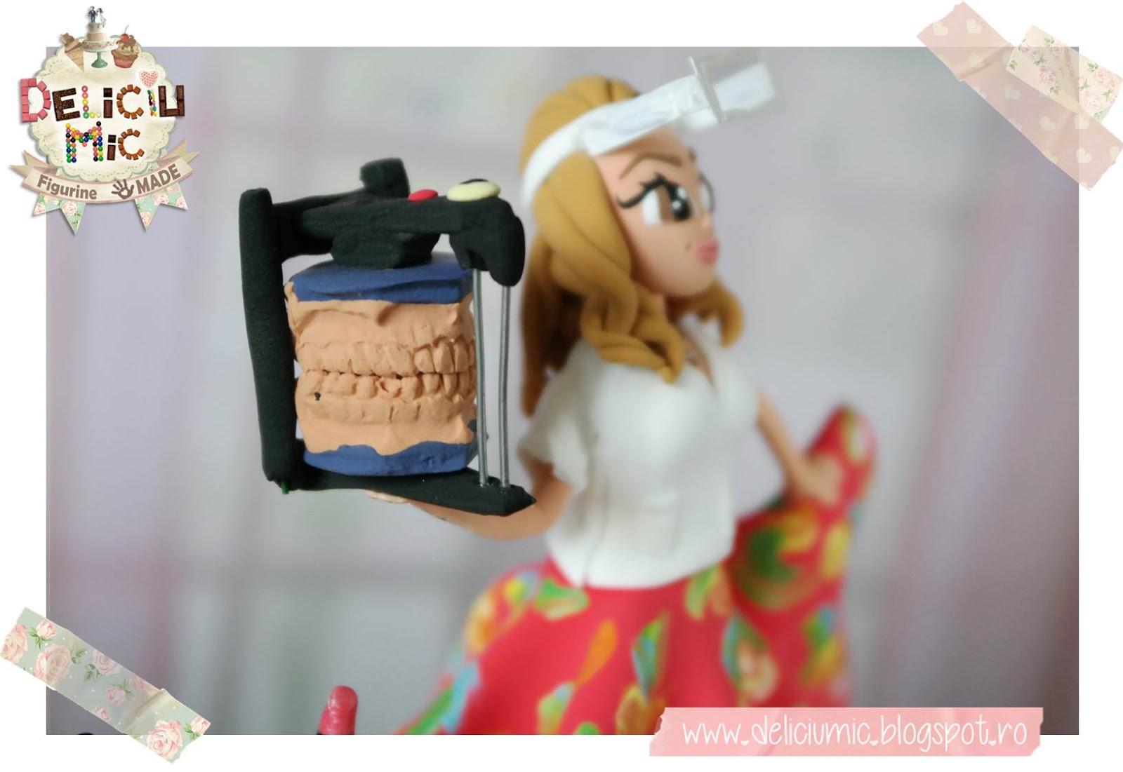 articulator dentar in miniatura