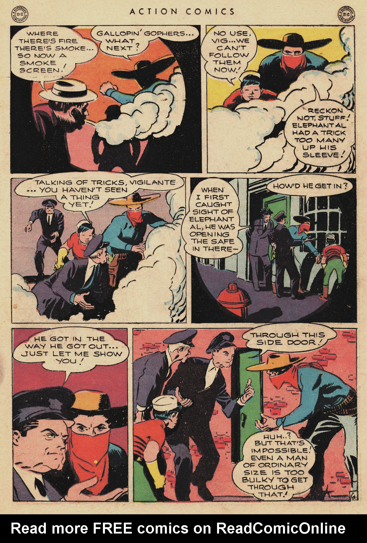 Read online Action Comics (1938) comic -  Issue #94 - 27