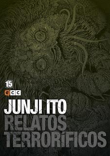 """Reseña de """"Relatos Terroríficos"""" vol 15 de Junji Ito - ECC Ediciones"""