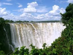 Air terjun Victoria, Zimbabwe