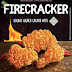 KFC Kuwait - NEW Firecracker from KFC