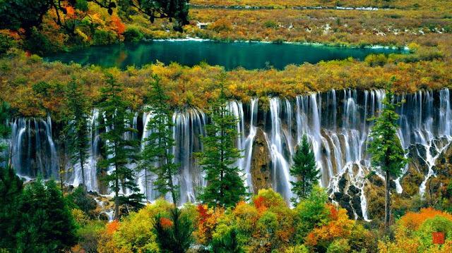 Air Terjun Nuorilang (Nuorilang Waterfall)