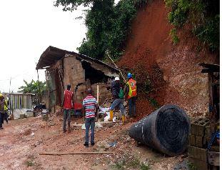 mudslide kill girl magodo lagos