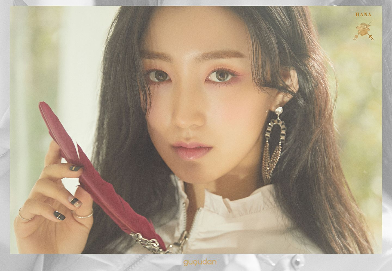 韓國女子團體♥gugudan(구구단)檔案
