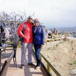 Mollyta & Arman : Travelling Itu Enggak Pernah Enak