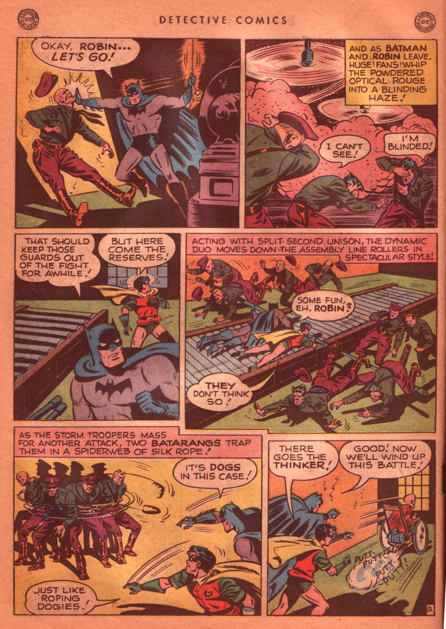 Read online Detective Comics (1937) comic -  Issue #125 - 14
