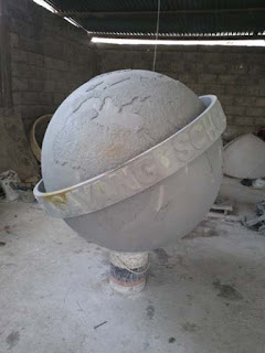 replika bola dunia