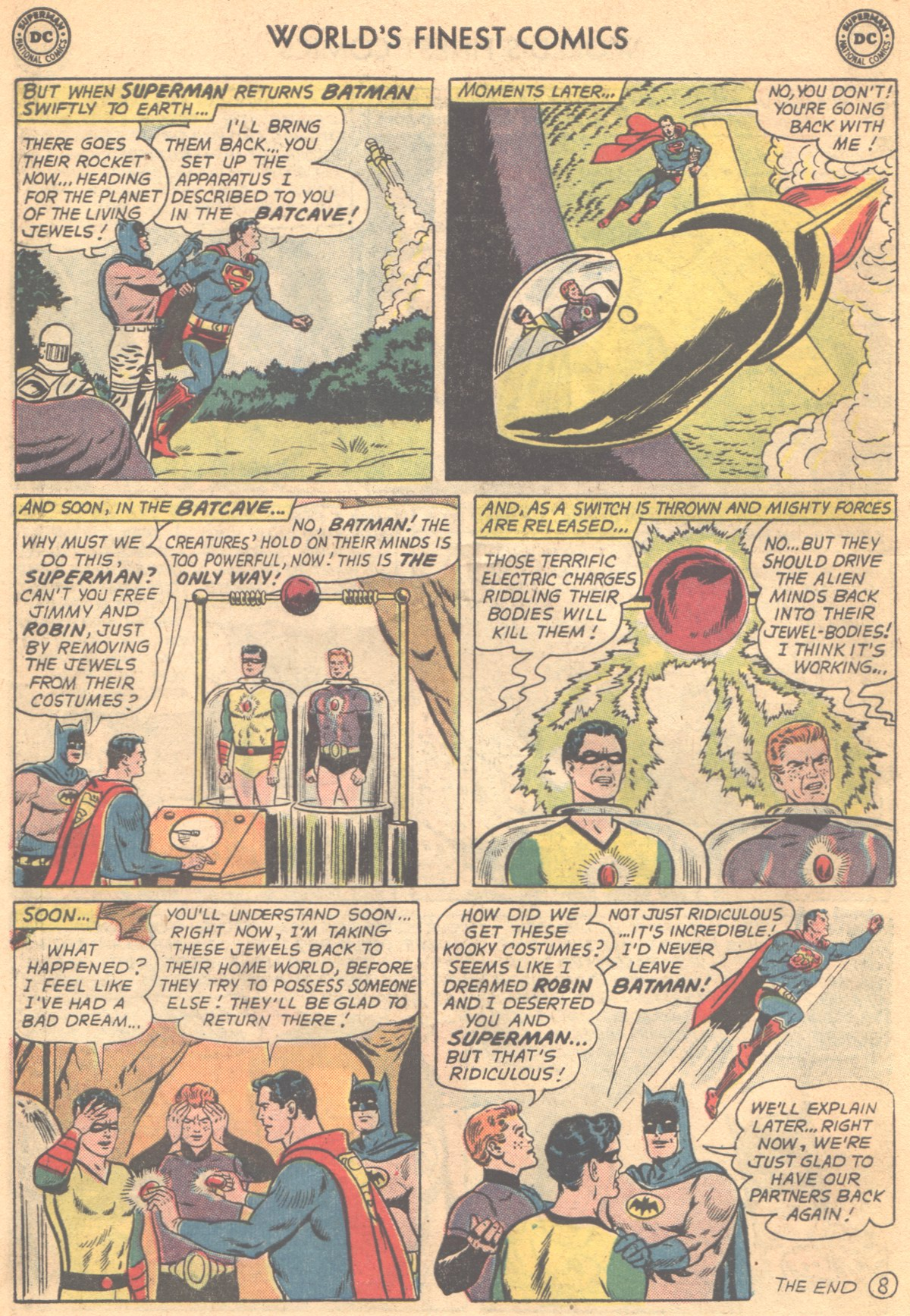 Read online World's Finest Comics comic -  Issue #147 - 22