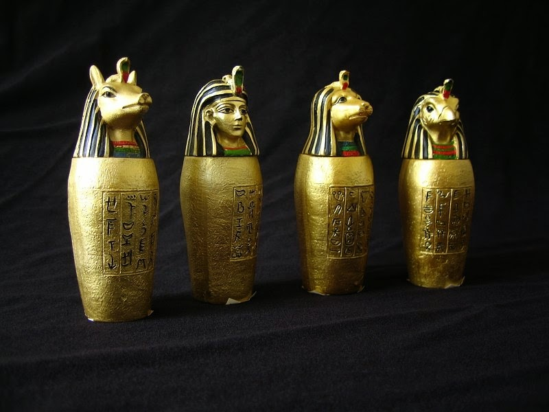 Canopic Jars 4
