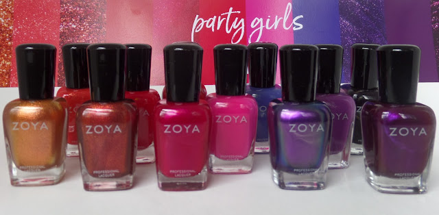 zoya party girls