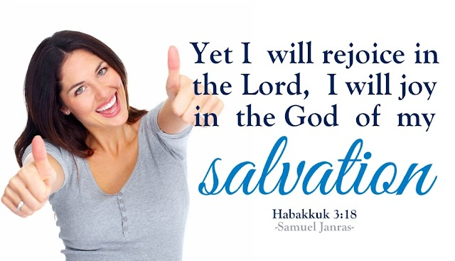 Rejoice Salvation Bible Quotes