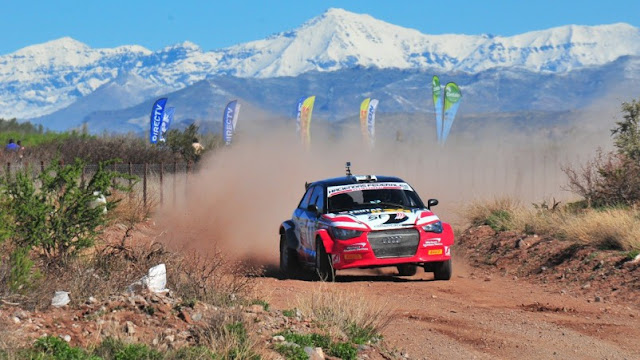 RALLY NACIONAL EN MALARGUE