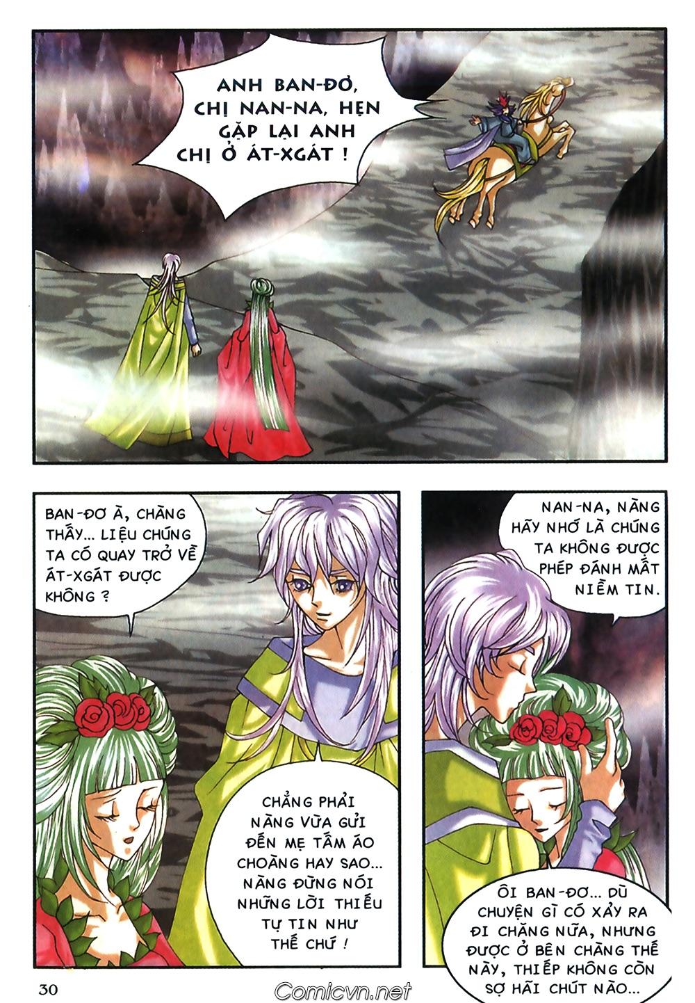 Thần thoại Bắc Âu - Chapter 46: Thần Dũng Cảm - Pic 31