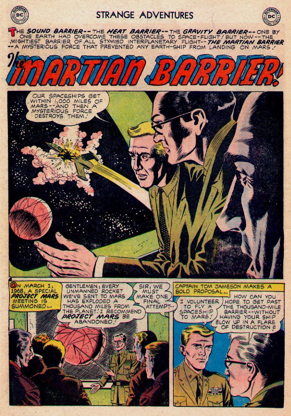 Strange Adventures (1950) issue 95 - Page 12