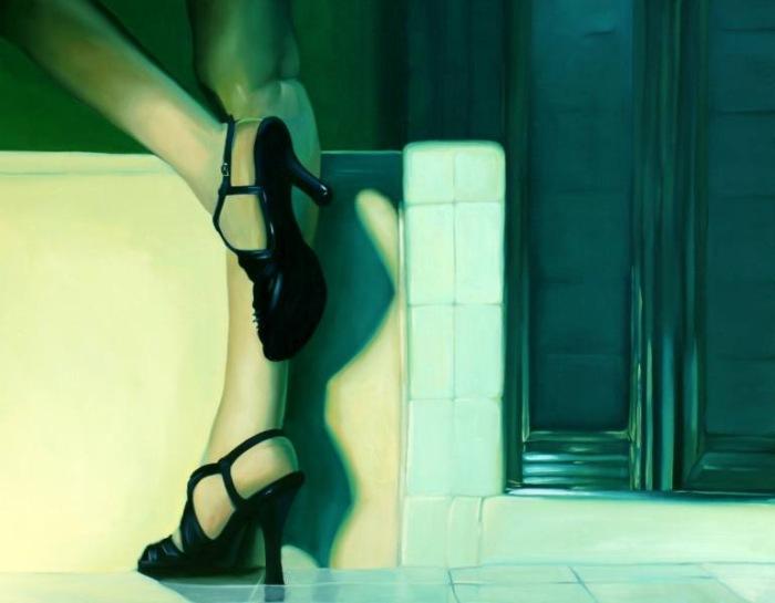 Американская художница. Courtney Murphy