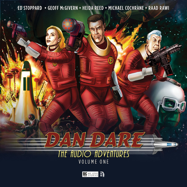 Big Finish: DAN DARE: The Audio Adventures, Volume 1 Review