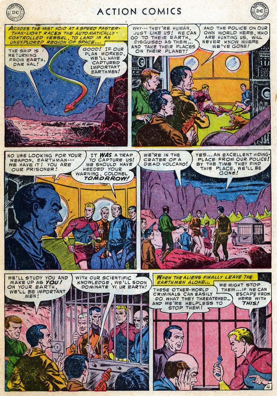 Action Comics (1938) 187 Page 27