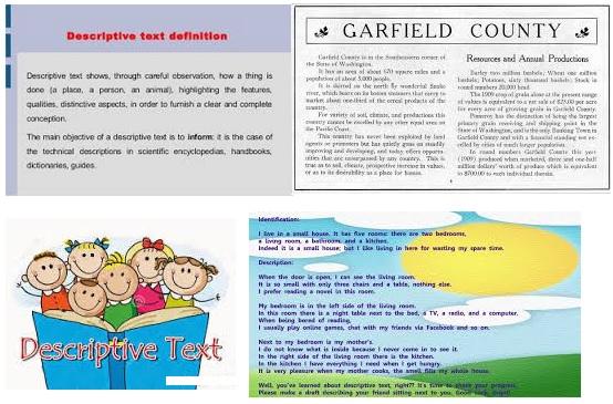 Contoh Descriptive Text Pendek Bahasa Inggris dan Artinya