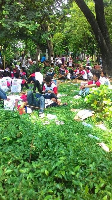 FAKTA! Ini Berbagai Foto Dalam Parade Bhineka Tunggal Ika 19 November Di Jakarta, Hasilnya Mengejutkan