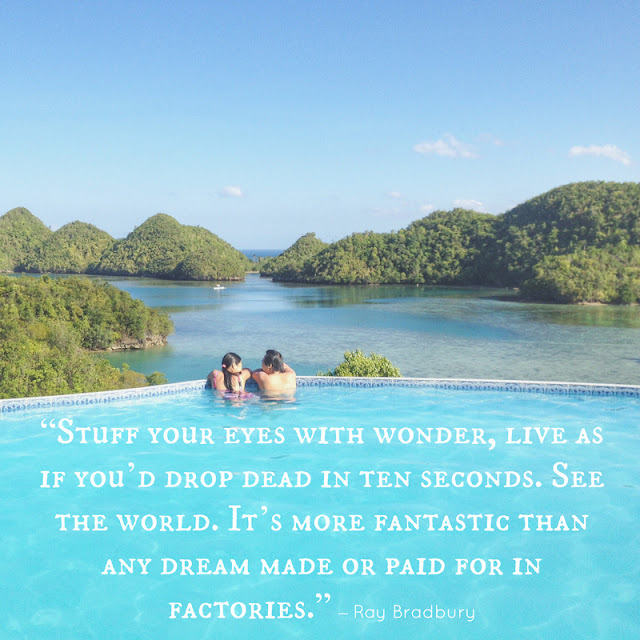Travel Quote by Ray Bradbury