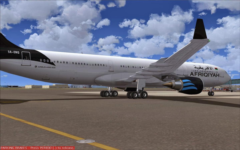Cls A330 fsx