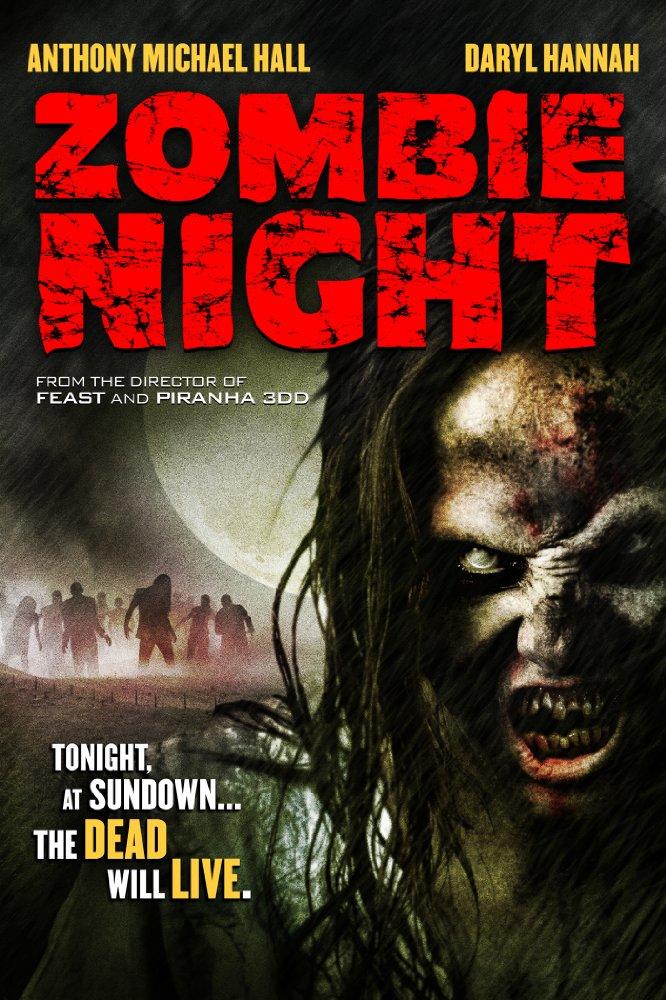Zombie Night (2013) 720p BluRay UNCUT {Dual Audio} [Hindi+English] 1GB
