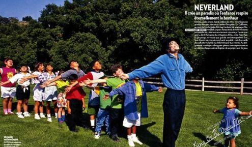 Resultado de imagen para michael jackson abusos neverland