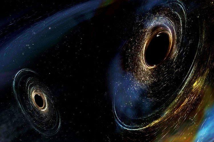 Yıldız kaynaklı bir kara delik, Samanyolu Galaksisi'ne giren süper kütleli bir kara delikten daha az tehlikeli olurdu.