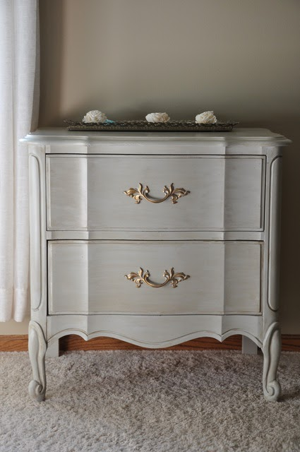Diy Night Stand Makeover