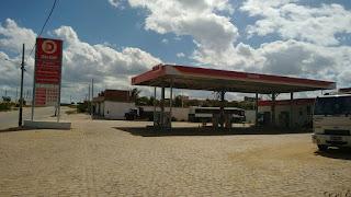 Assalto a posto de combustíveis em Picuí
