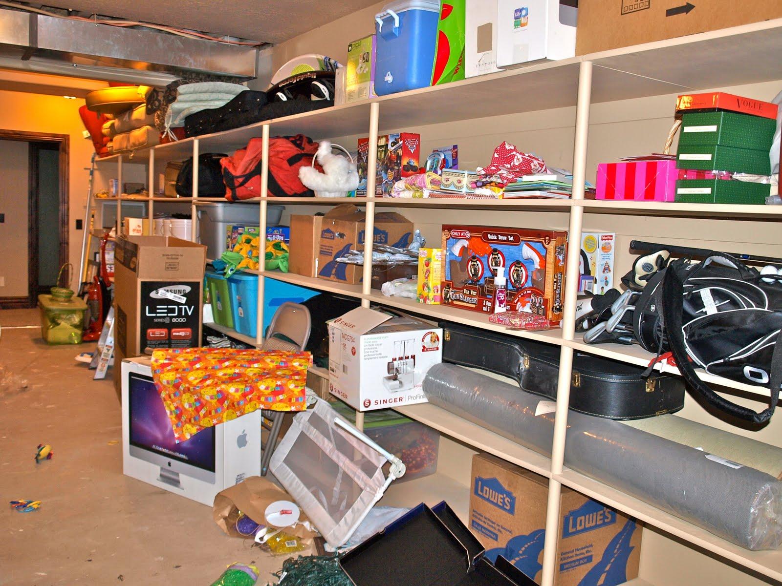 Originate And Renovate Storage Room Clean Up
