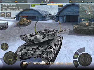 Download Grand Tanks Tank Shooter Game V2.63 Mod Apk + Data