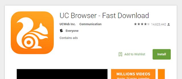 uc browser apk download