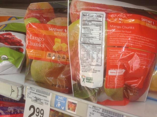Mango Chunks, Safeway Kitchens, 16 oz - Safeway