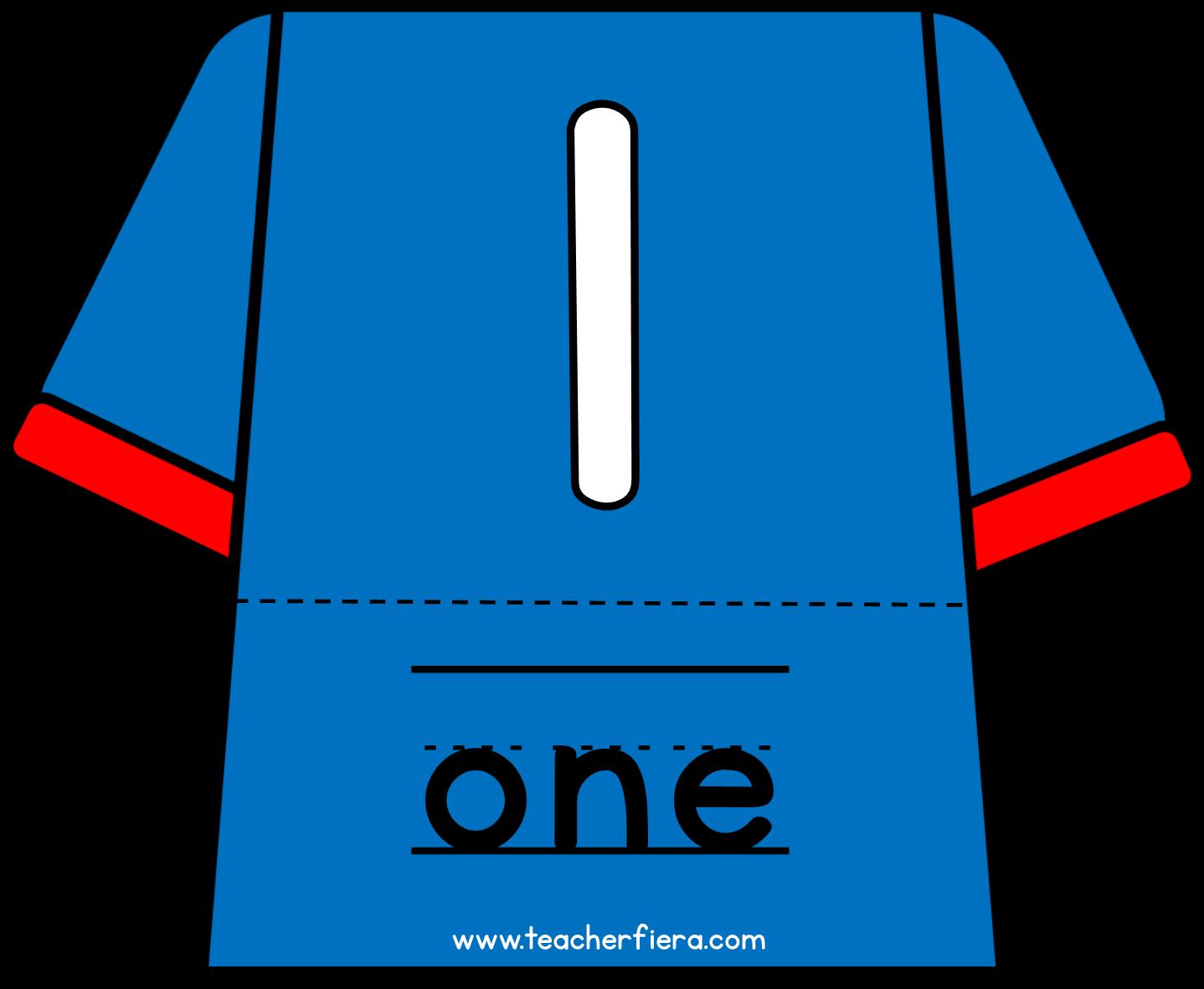 Teacherfiera Numbers Flashcards Amp Worksheets