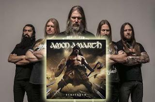 Amon Amarth - Berserker 2019