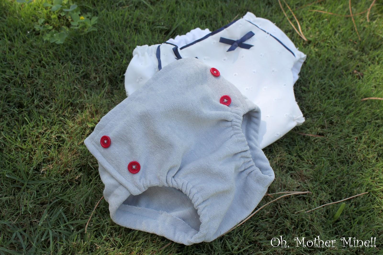 Como hacer vestido bebe verano