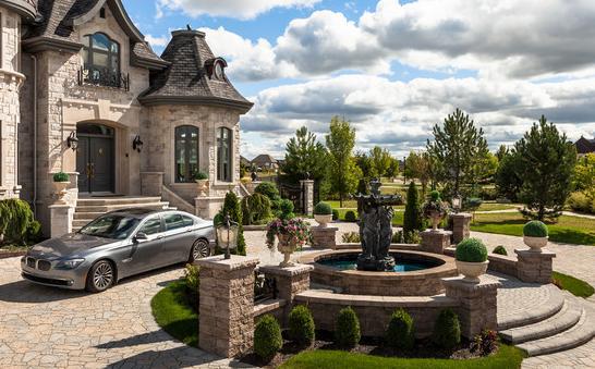 Fotos de jardin casas bonitas for Fotos de casas modernas con jardin
