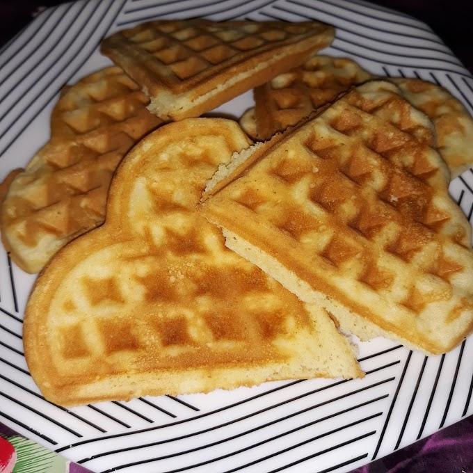 Bakin kolac-Grandmas waffle