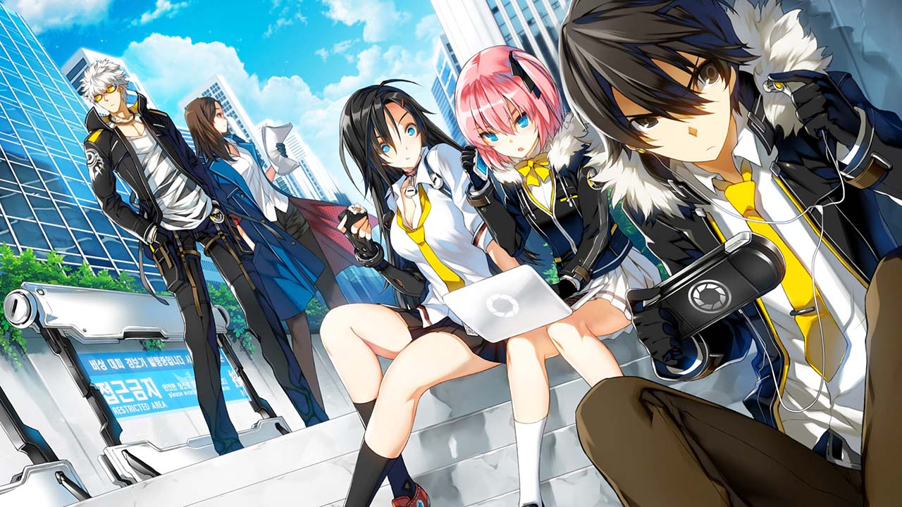 Closers: Side Blacklambs Episode 1 Subtitle Indonesia