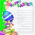 Felices Pascuas - Tarjeta Postal