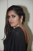 Pavani Reddy in Black Saree Sleeveless Choli ~  Exclusive 24.JPG