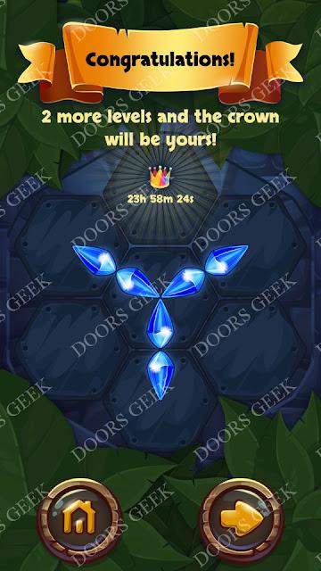 Gems & Magic [Rosein] Level 3 Solution, Walkthrough, Cheats