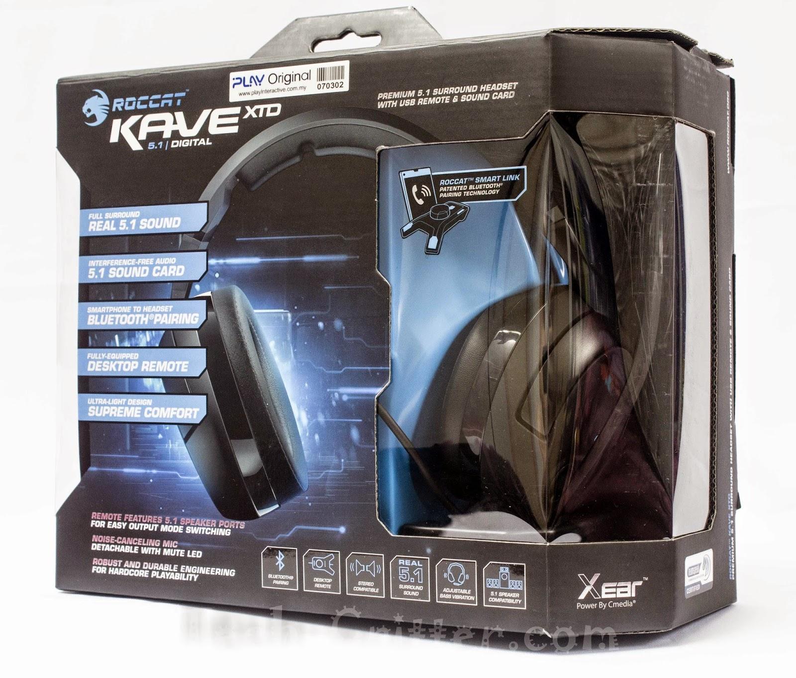 Unboxing & Review: Roccat Kave XTD 5.1 Digital Surround Sound Headset 54