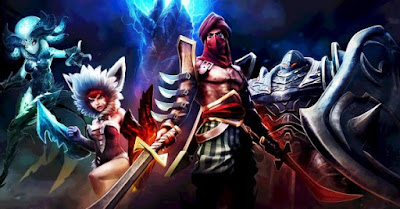 Heroes of Order & Chaos Apk + Data for Android